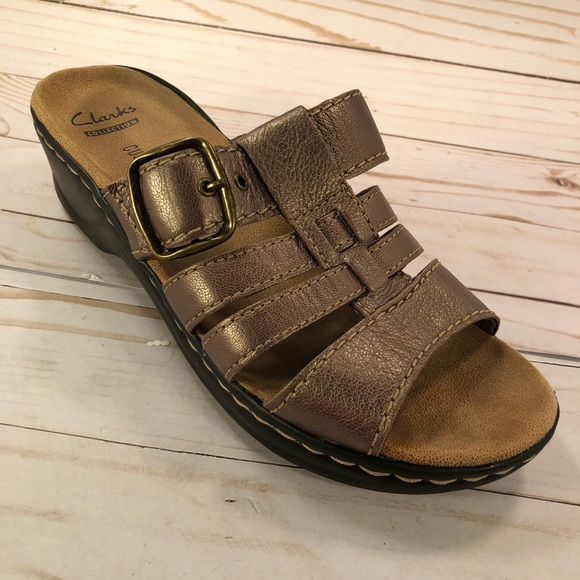 20078a0b7488 Clarks Shoes - 🔻 21 Clarks Soft Cushion Collection Women Sandal